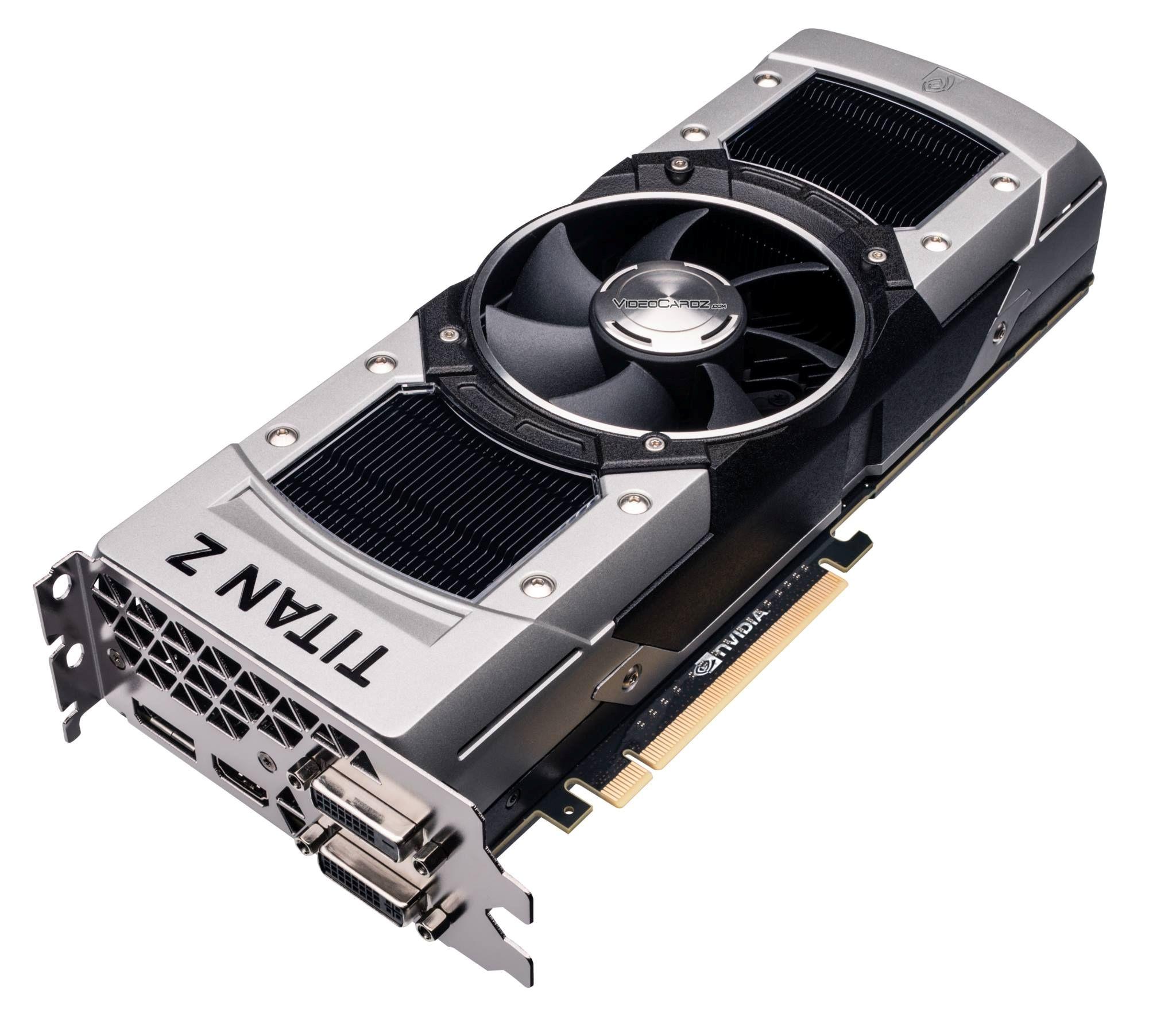Geforce的GTX TITAN Z雙GPU版本則有5760個核心
