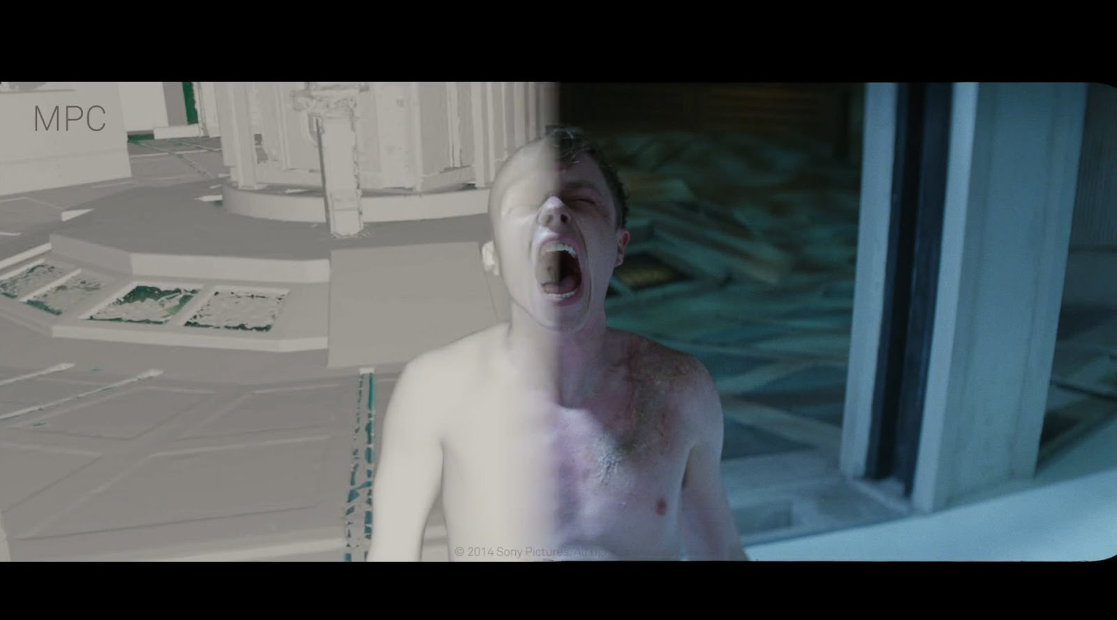 MPC The Amazing Spider Man 2 VFX breakdown 4