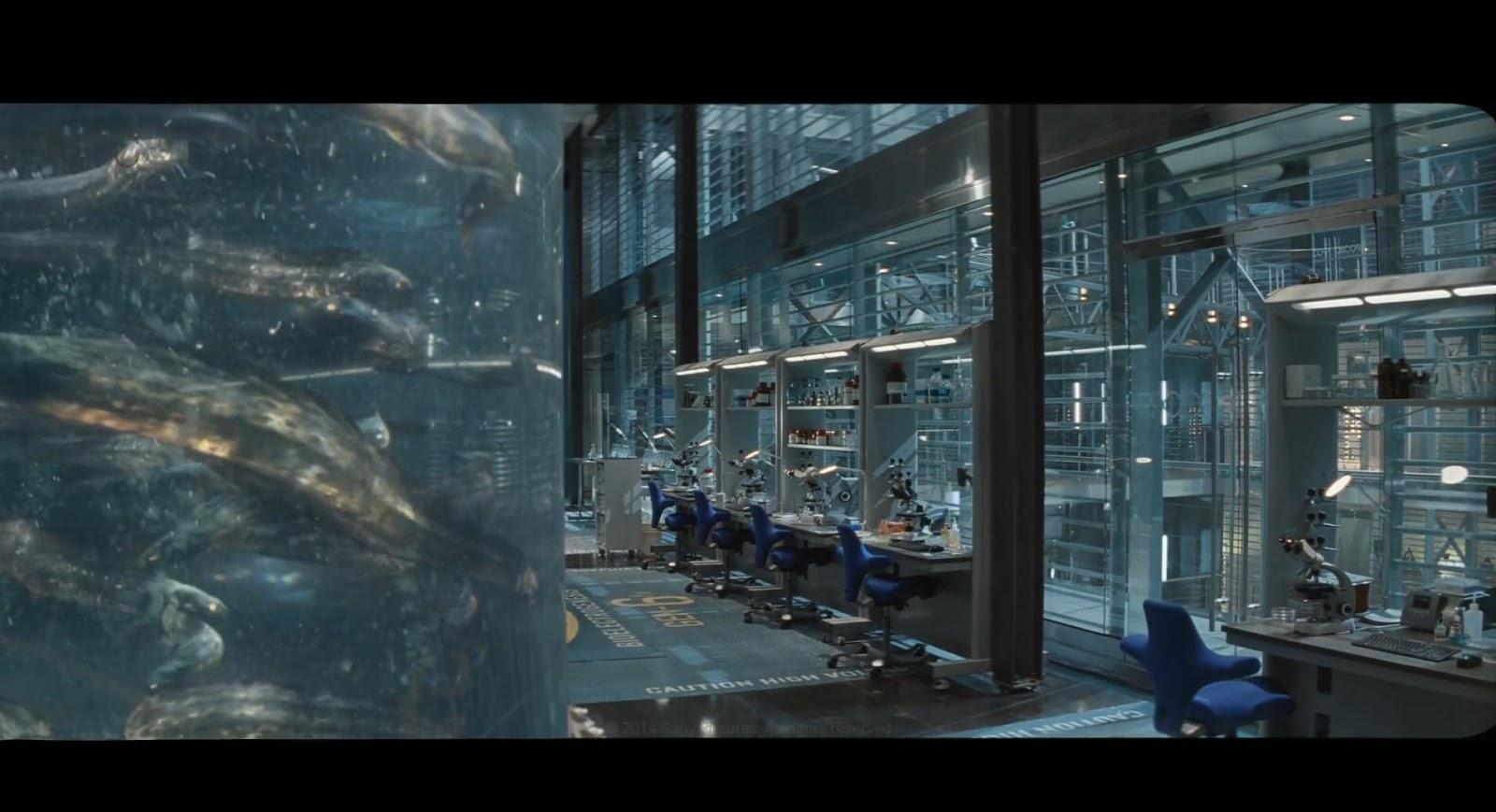 MPC The Amazing Spider Man 2 VFX breakdown